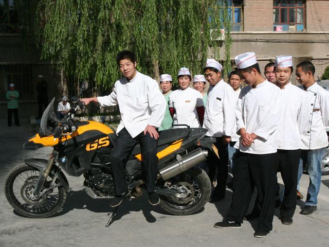Turismoto asistirá con BMW al carnaval de la moto de China