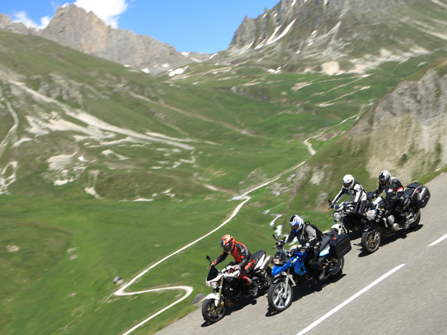 Alpen Master 2008 (II): Motos para todo tipo de usuarios