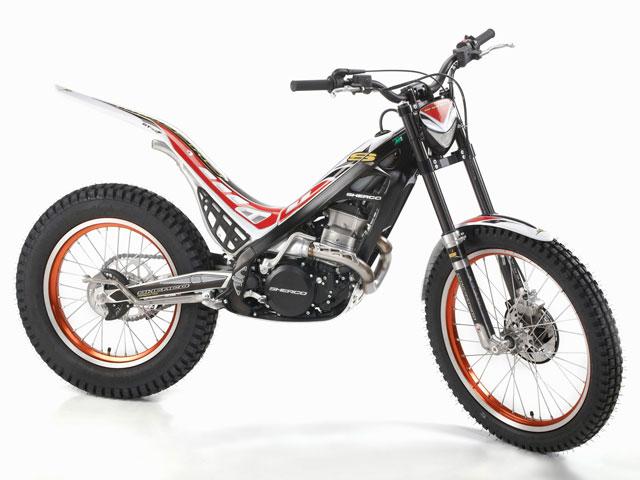 Novedades moto 2009: Sherco 2.5, 2.9 y 3.2 Trial