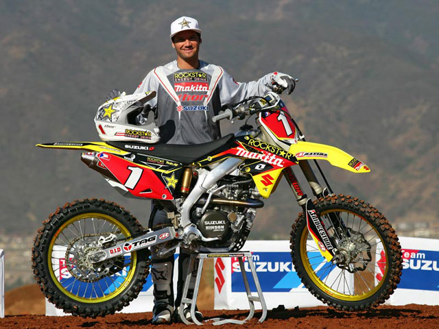 Chad Reed ficha por Suzuki