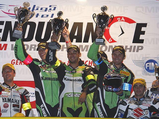 Silva, Mazuecos y Nigon (Kawasaki) vencedores