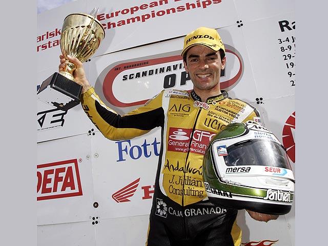 Cuarto título para Álvaro Molina