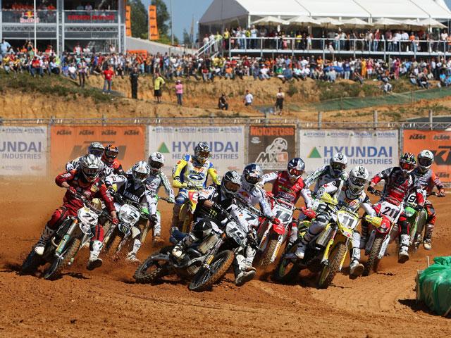 El Mundial de Motocross y el de Supermotard, gratis en televisión