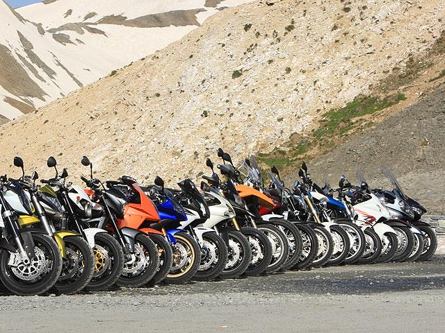 Alpen Master 2008 (III): Motos para todo tipo de usuarios