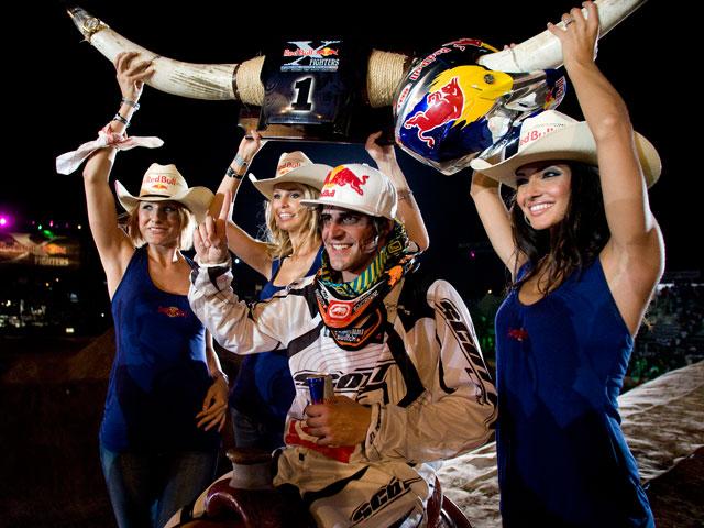 Red Bull X-Fighters en Alemania