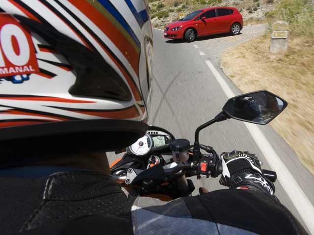 Conducción Segura: Frenadas de emergencia