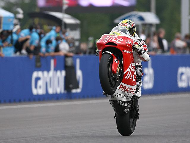"""Toni Elías (Ducati) """"Hemos mejorado un poco, pero no lo suficiente"""""""
