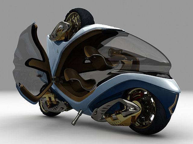 Magic Tricycle
