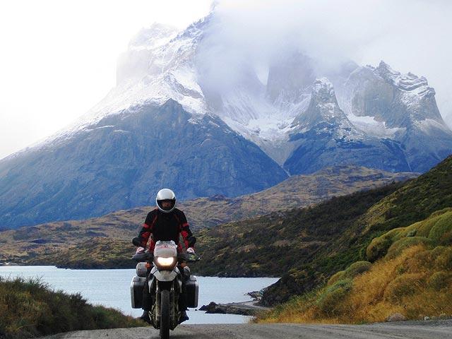 En moto al fin del mundo