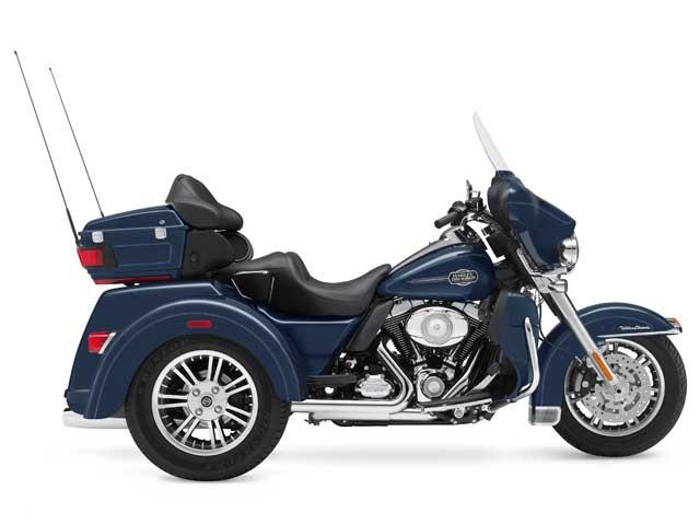Harley Davidson Triglide