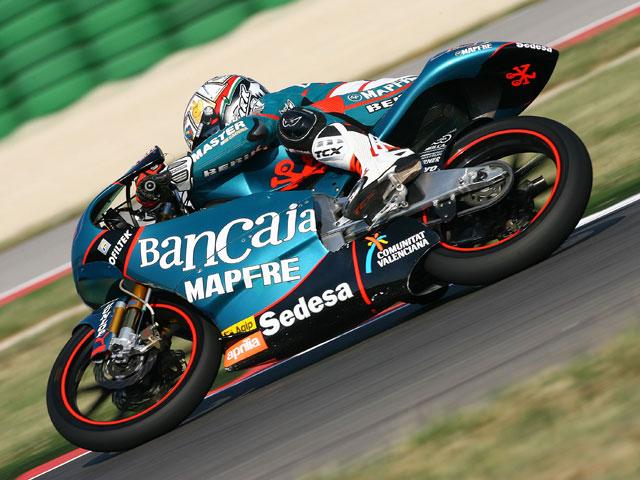 Gabor Talmacsi (Aprilia) arrasa en el Gran Premio de San Marino