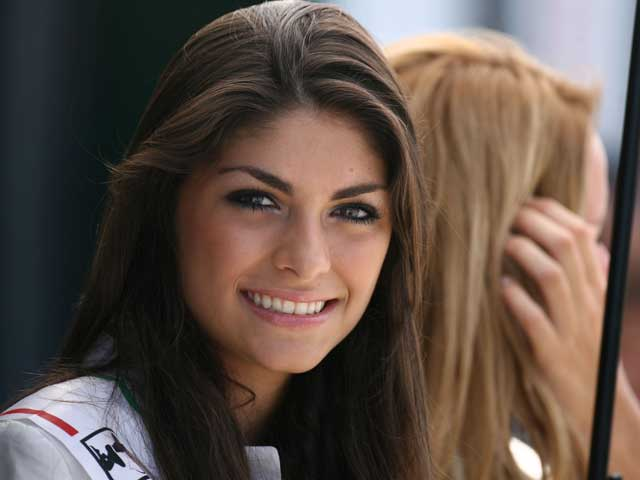 Las chicas del paddock de San Marino