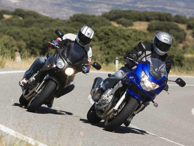 Desciende el número de fallecidos en moto en las carreteras