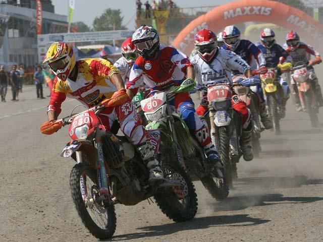 ISDE 2008: Francia, el Trofeo; Italia, el Junior; ¡y Cervantes, la scratch!