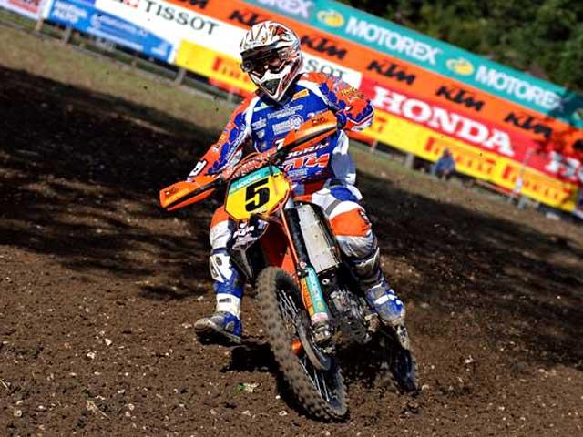 Victoria de Álvaro Lozano (KTM)
