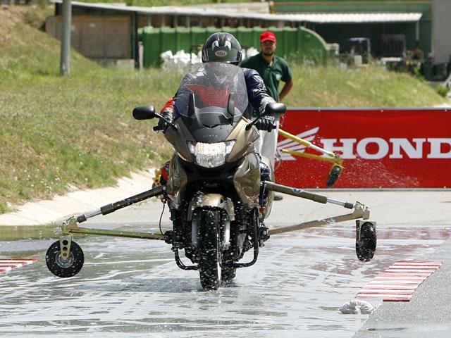 Actividades de Honda por la seguridad