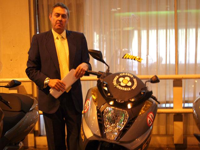 Alquiler de motos eléctricas Madrid