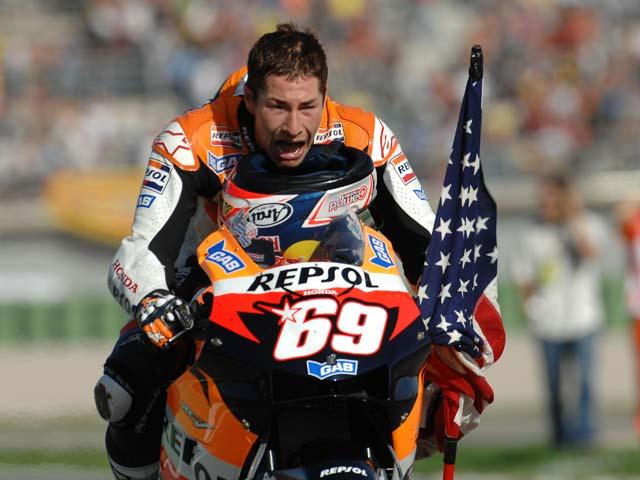 Nicky Hayden abandona el equipo de MotoGP Honda Repsol