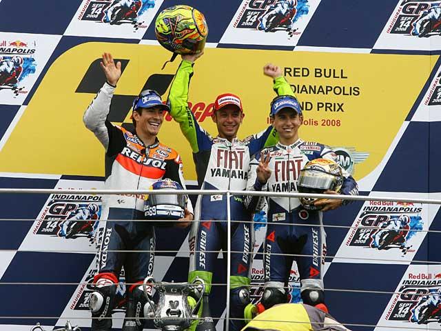 El Gran Premio de Indianápolis en imágenes