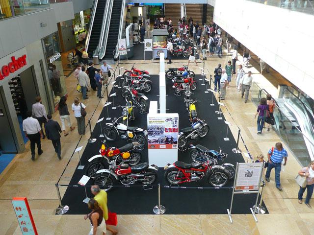 Exposición de Bultaco en Barcelona