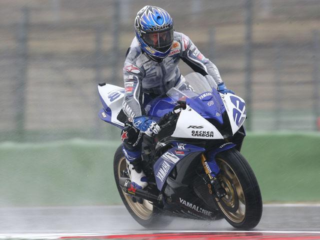 Sexta pole de la temporada para Broc Parkes (Yamaha) en Supersport