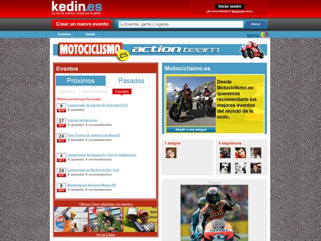 Motociclismo.es en Kedin
