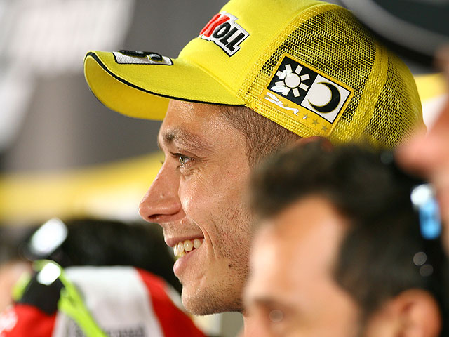 "Rossi (Yamaha): ""Seguro que podremos mejorar de cara a mañana"""