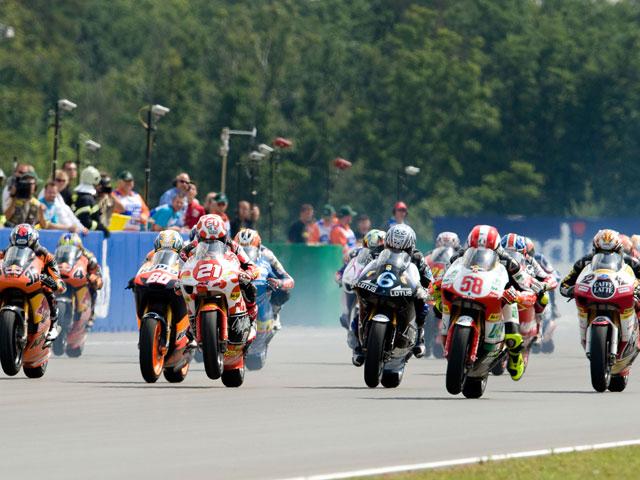 Los 250 cc serán de 4 Tiempos y 600 cc en 2011