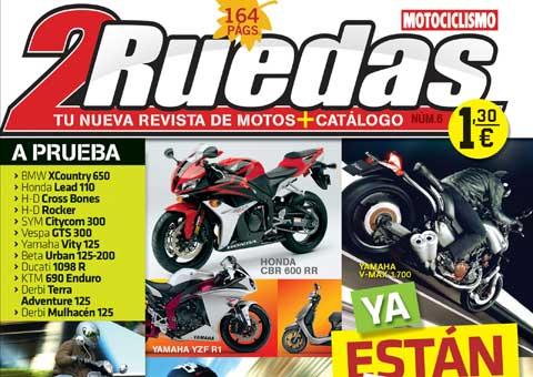 2Ruedas Motociclismo nº6