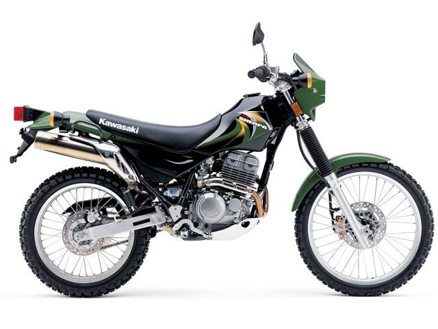 Novedad 2009: Kawasaki Super Sherpa 250