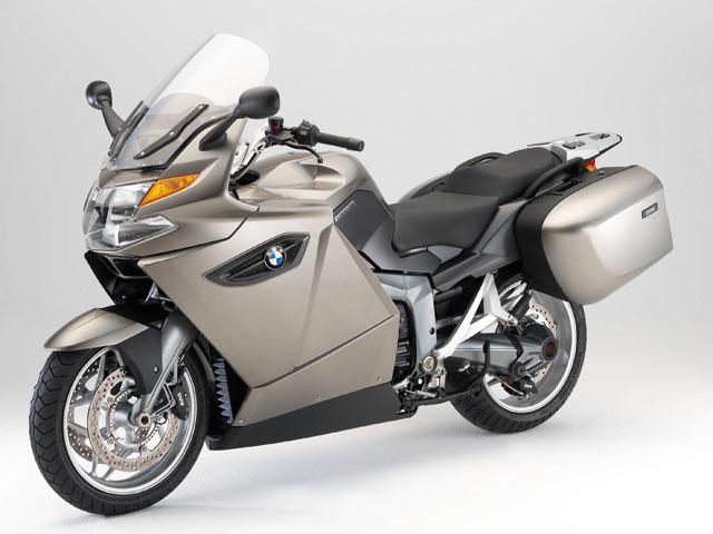 Novedades 2009: BMW K 1300 GT
