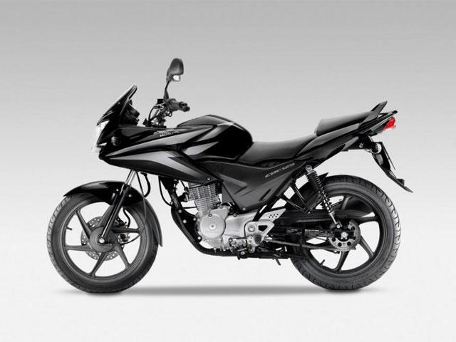 Novedades 2009: Honda CBF 125