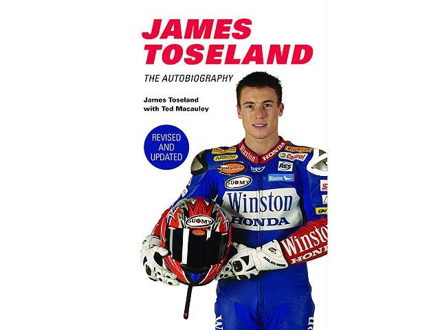 James Toseland actualiza su biografía