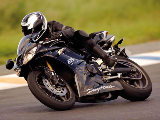 Novedades 2009: Triumph Daytona Triple 675