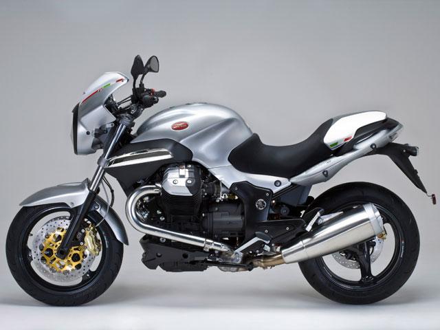 Novedades 2009: Moto Guzzi 1200 Sport V4