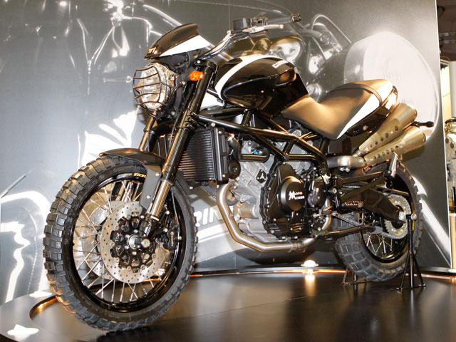 Novedades 2009: Moto Moroni Scrambler