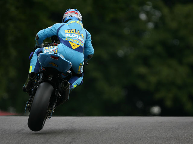 Rizla se retira del británico de Superbike