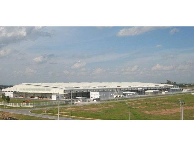 Nueva fábrica de Yamaha en Vietnam