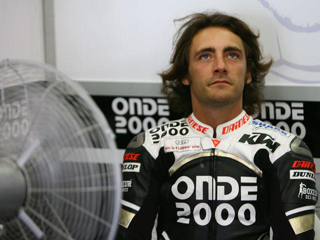 Pablo Nieto (KTM) anuncia su retirada