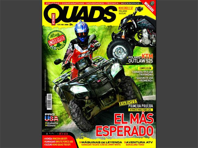 Nueva edición de Quads Xtreme
