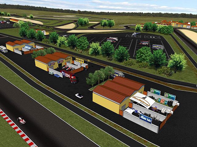 El Circuito Monteblanco abre sus puertas a la prensa