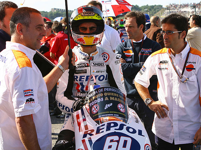 Noticiario MotoGP