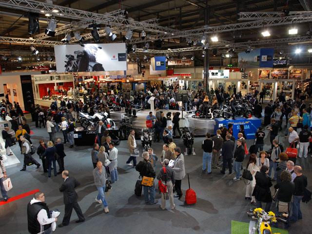 EICMA, grandes novedades 2009 en el Salón de Milán