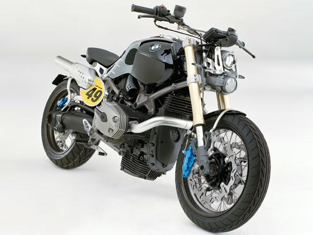 Novedades 2009: BMW Lo Rider y F 800 R