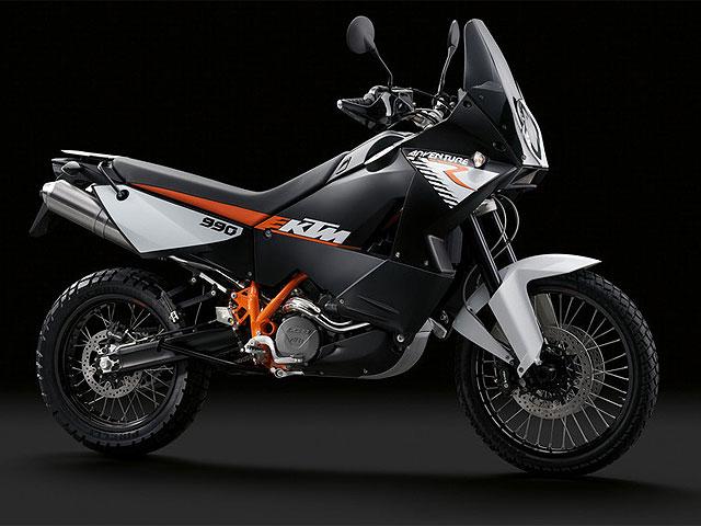 Novedades 2009: KTM 990 Adventure R