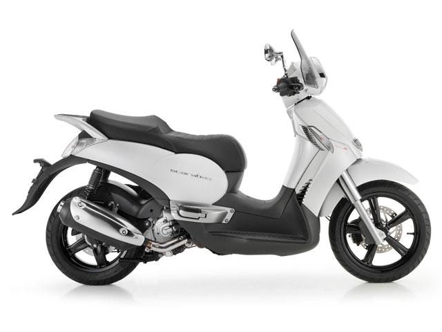 Novedades 2009: Aprilia Scarabeo 300 Special