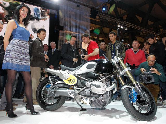 Novedades 2009: BMW Lo Rider