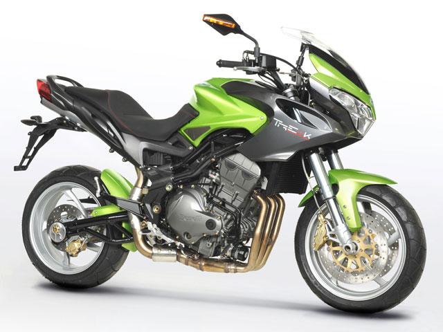 Novedades 2009: Benelli Tre-K 899
