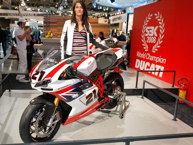 Novedades 2009: Ducati 1098 R Bayliss