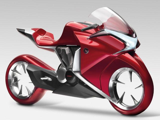 Honda fabricará en serie su Concept V4